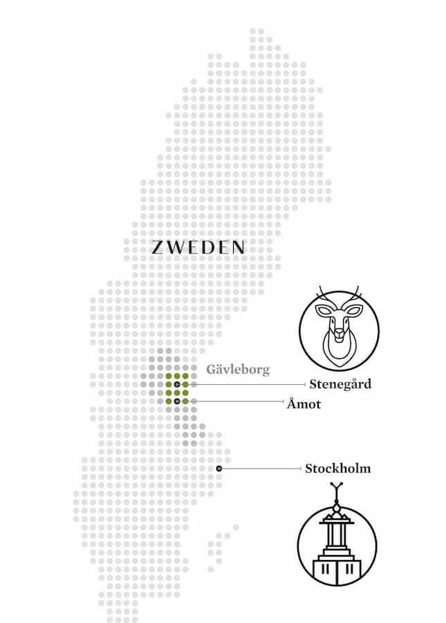 Map-van-zweden-met-pictogrammen