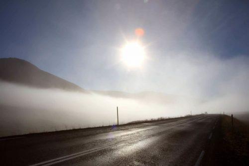 Ijsland Highway 1